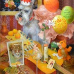 Dog's Life, 16x12, 2011