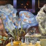 Gargoile's Dream 20x24, 2003