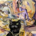 Black-Cat-9X12